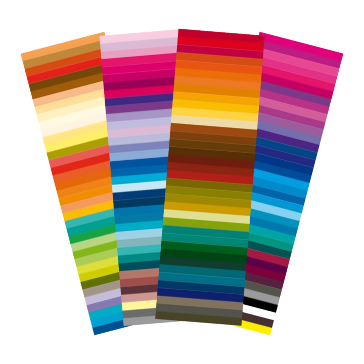 Kleurenkaartjes